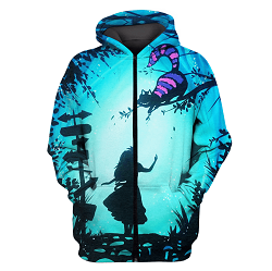 Cool sublimated