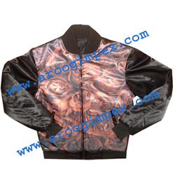Satin Sublimated Jacket